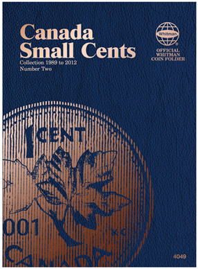 Canadian Small Cent #2, 1989-2012