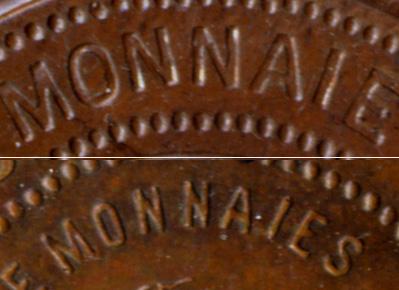 D. Archambault - Montreal - 1892 - Monnaie