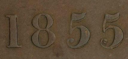 Duncan & Company - 1 cent - Recut 5