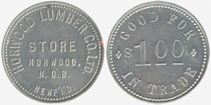Horwood Lumber Co. Ltd. - Horwood - 1 dollar