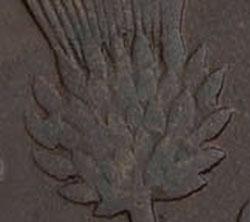Nova Scotia - Province - 1/2 penny 1843 - 15 bracts