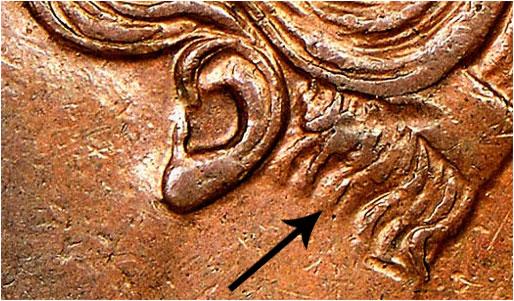 1 penny 1843 - 7
