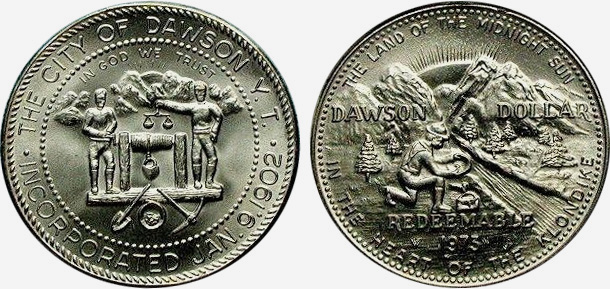 Dawson - Dawson Dollar - 1973