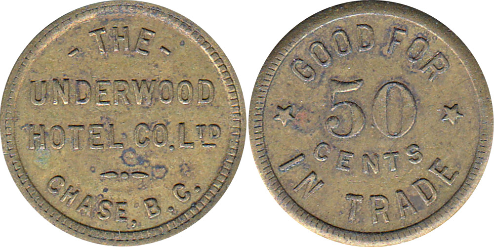 Lunenburg - Trade Token - 1985