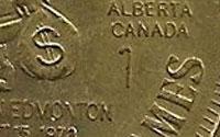 Edmonton - Klondike Days - 1978 - Cane