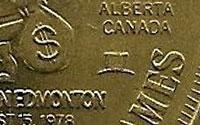 Edmonton - Klondike Days - 1978 - Hat