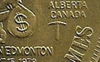 Edmonton - Klondike Days - 1978 - Pick