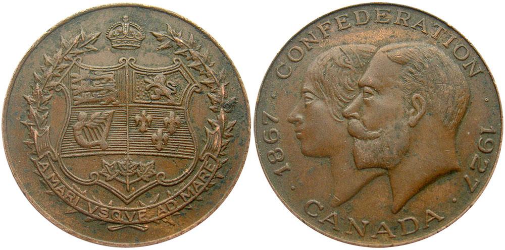 VF-20 - Confédération - Canada - 1867-1967