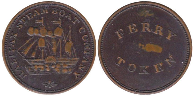 EF-40 - Steam Boat Company - Halifax
