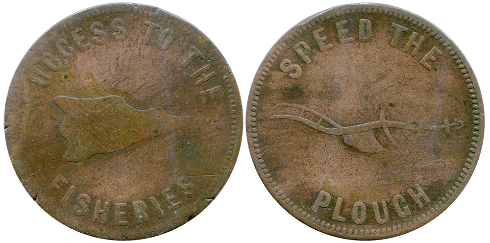 AG-3 - E.L. Lydiard - 1 cent 1859