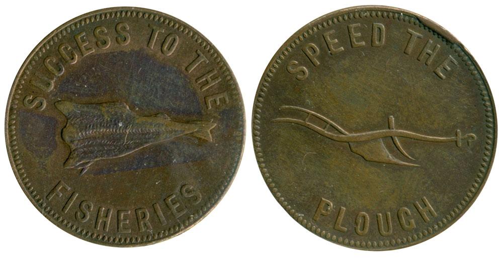 VF-20 - E.L. Lydiard - 1 cent 1859