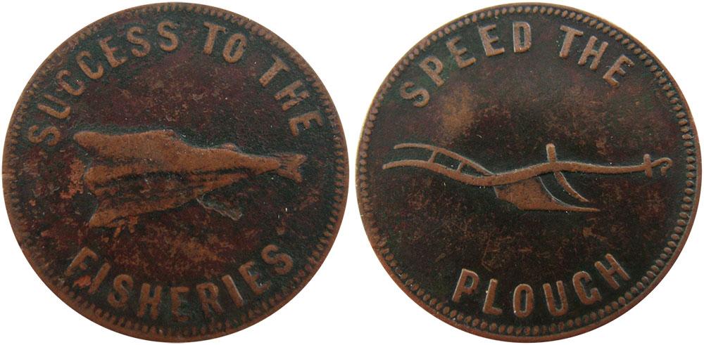 VG-8 - E.L. Lydiard - 1 cent 1859