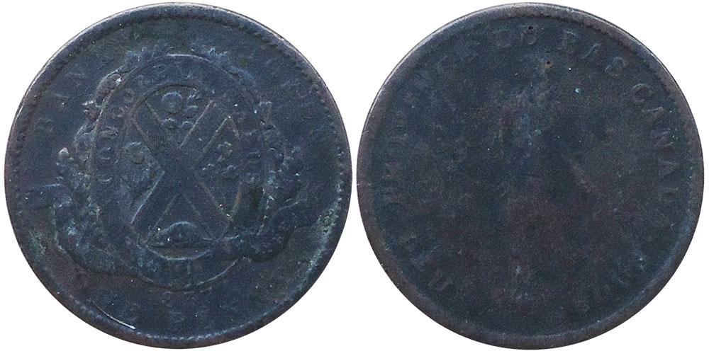 AG-3 - 1 penny 1837