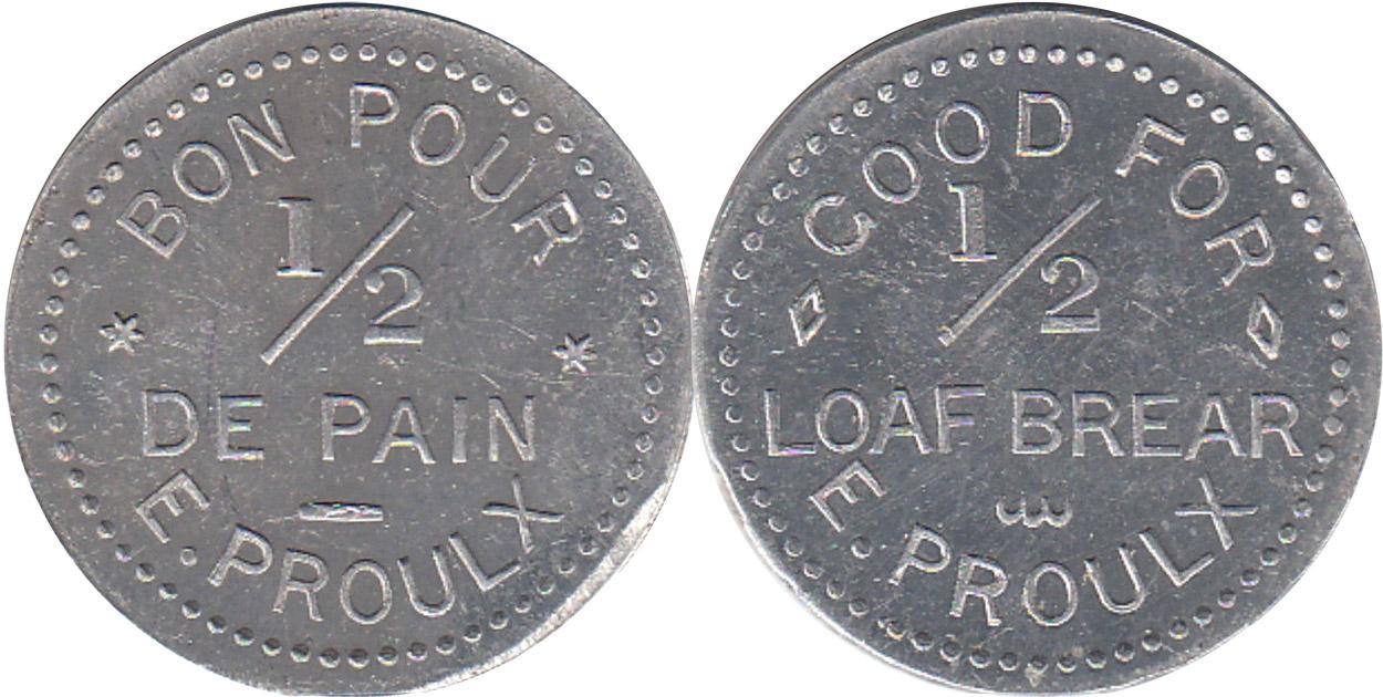 E. Proulx - Quebec