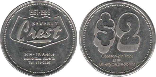 Berverly Crest Motor Inn - Edmonton