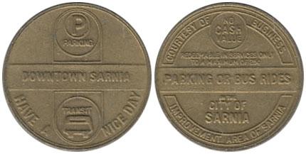 Transit or Bus Rides - Sarnia
