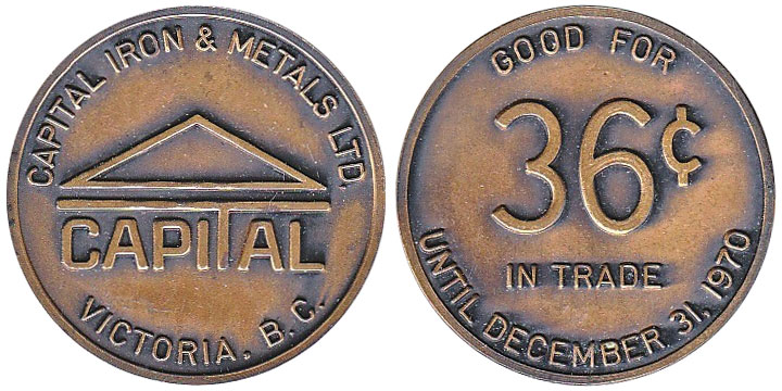 Capital Iron & Metals Ltd. - Victoria