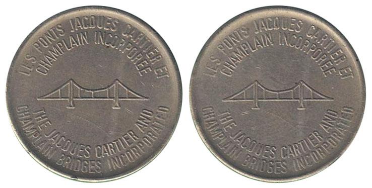 Champlain and Jacques-Cartier Bridges