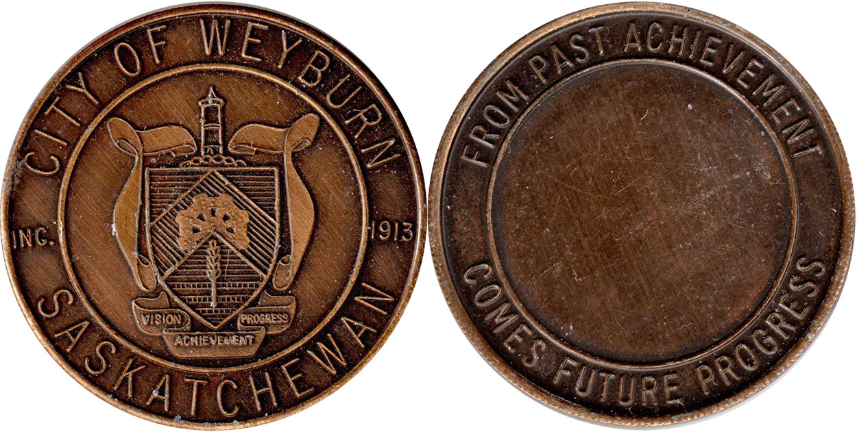 Weyburn - From Past Achievement