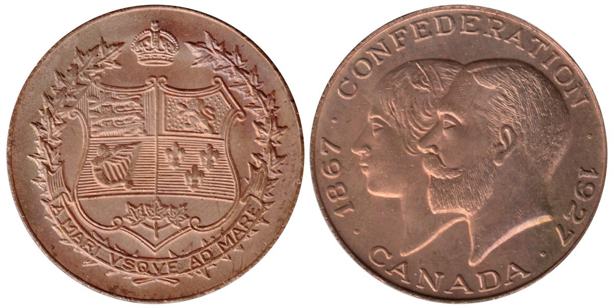 Confederation - Canada - 1867-1927