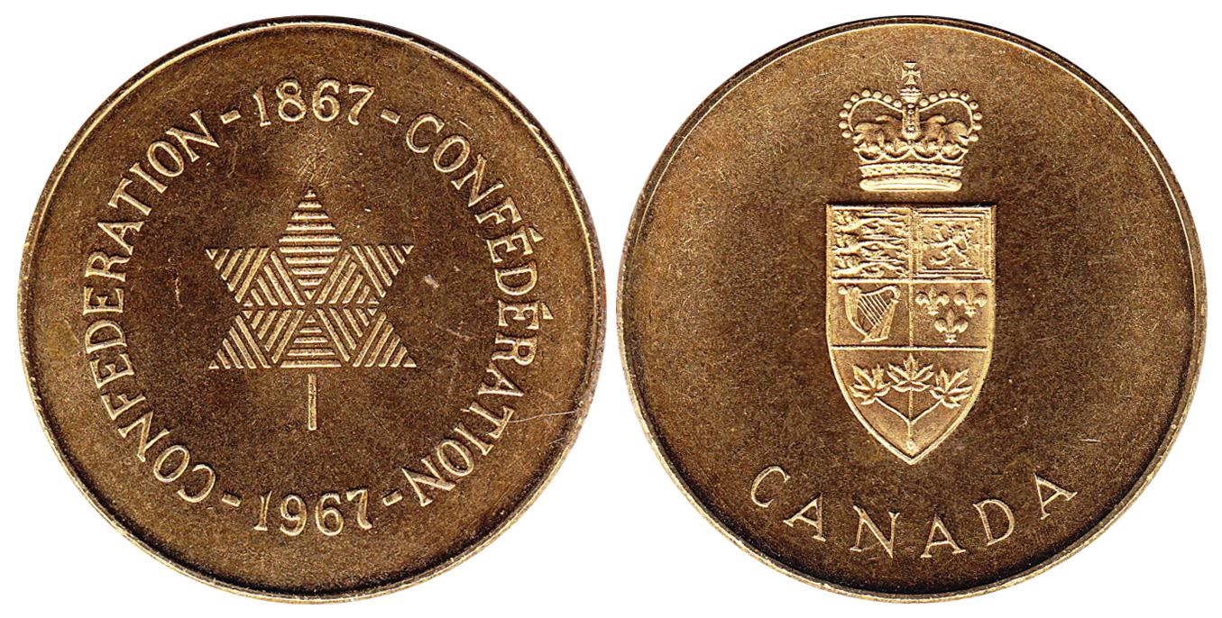 Confederation - Canada - 1867-1967