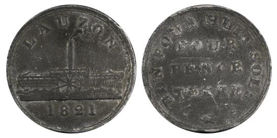 Lauzon - Quebec-Levis - 1821