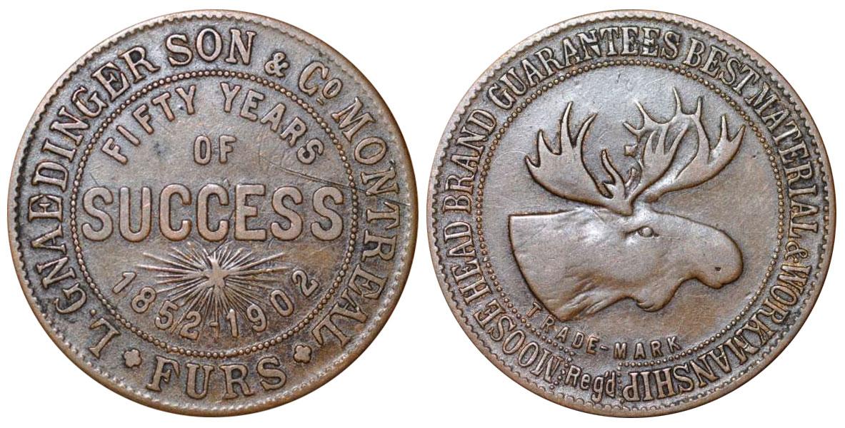 L. Gnaedinger, Son & Company - 1902