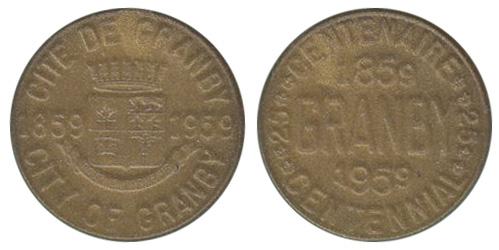 Granby - 1859-1959