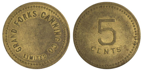 Grand Forks Canning Co. Limited