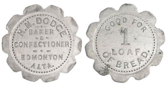 H.N. Dodge - Edmonton - Baker