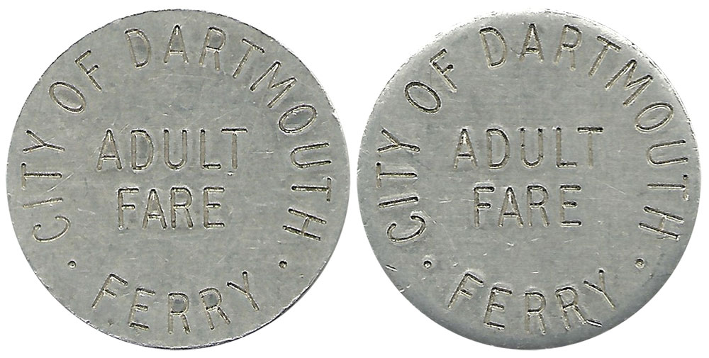 City of Dartmouth - Adult Fare