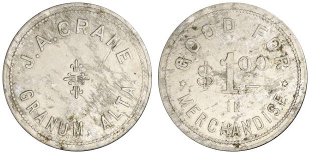 J.A. Crane - Granum