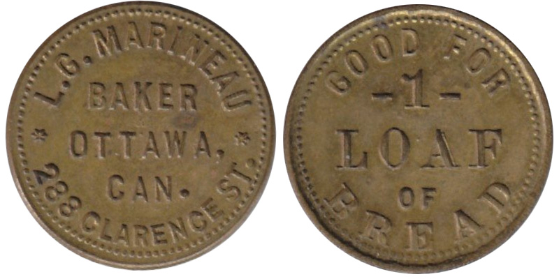L.G. Marineau - Ottawa - Boulanger