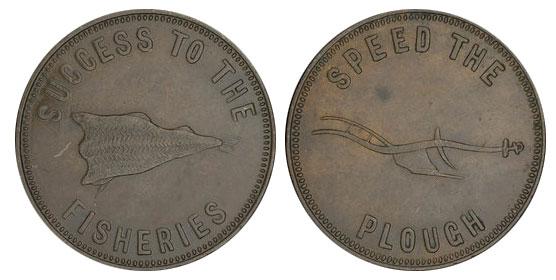 E.L. Lydiard - 1 cent 1859