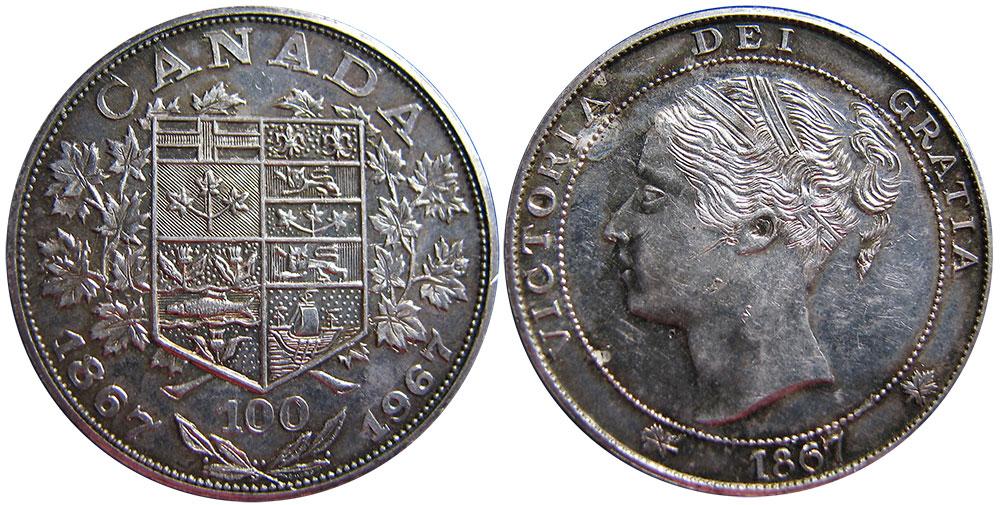 McTavish Medal Company - 1867-1967
