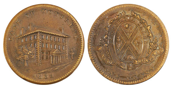 1 penny 1838