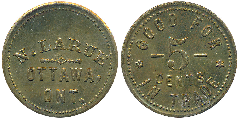 N. Larue - Ottawa