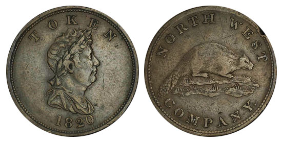 Miscellaneous - North west company - 1820