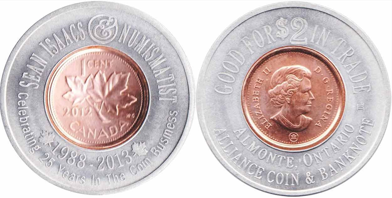 Sean Isaacs - Numismatist