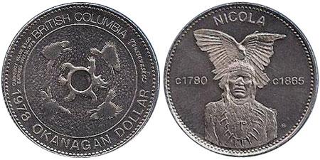 Okanagan - Trade Dollar