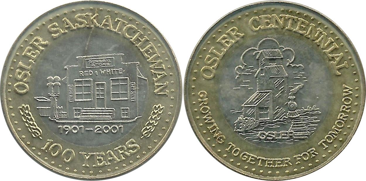 Osler - Centennial