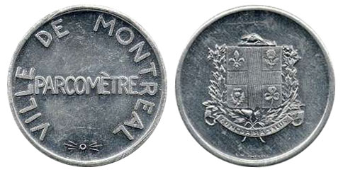 Montreal - Parcom�tre