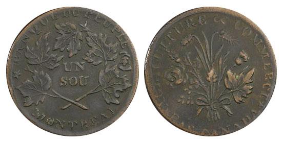 1 sou 1837