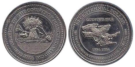 Prince Edward Island - 1784-1984