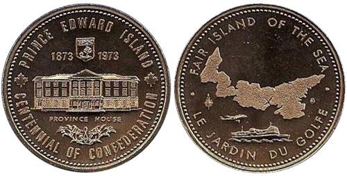 Prince Edward Island - 1873-1973