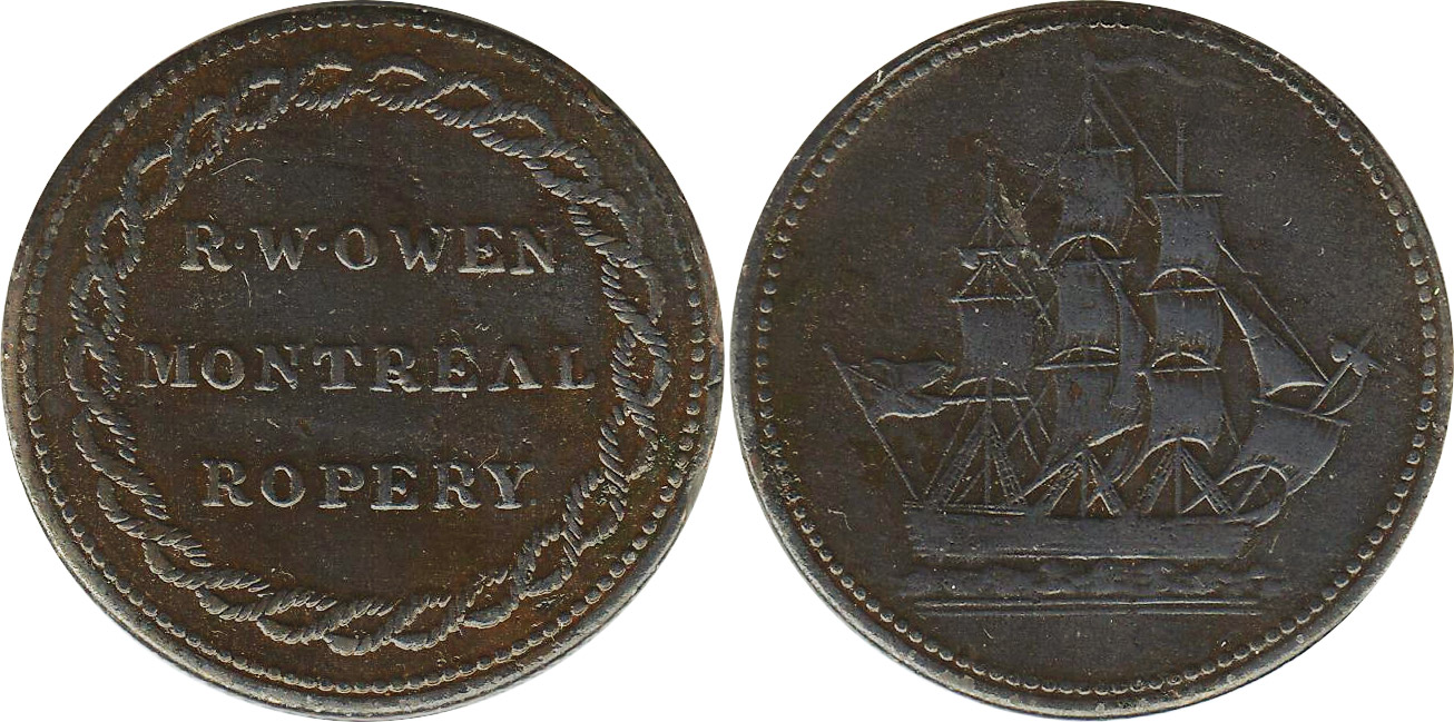 R.W. Owen - Montreal Ropery