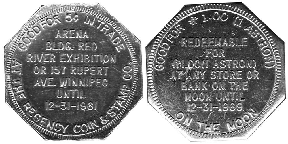 Regency Coin & Stamp Co. - Winnipeg