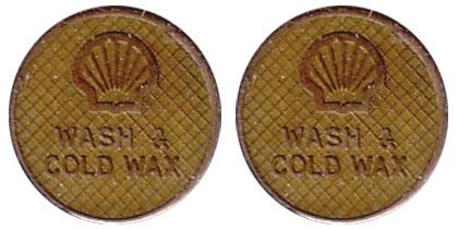 Shell - Wash & Cold Wax