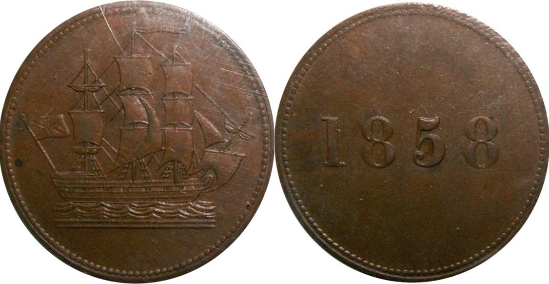 Ship - 1858
