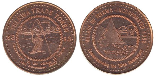 Telkwa - Trade token